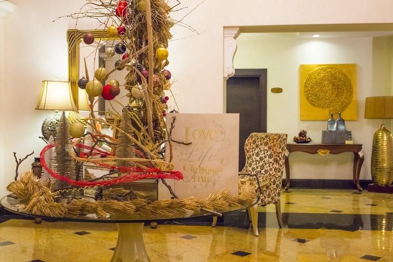 Гранд Хотел и СПА Приморец кани на специални вкусни вечери за  Бъдни вечер и Коледа