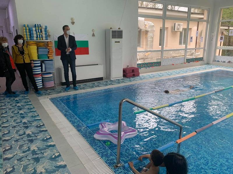 Удължават работното време на общинския рехабилитационен център за деца във Ветрен