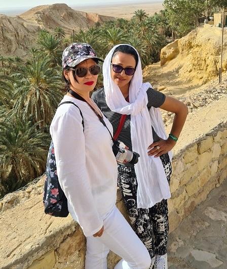 Тунизийското приключение на две бургазлийки