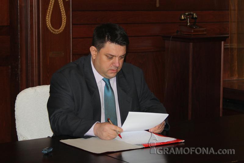 Атанас Зафиров с приемен ден
