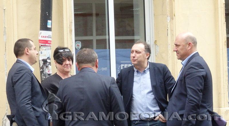Кметове и депутати на ГЕРБ се събират в бургаската централа