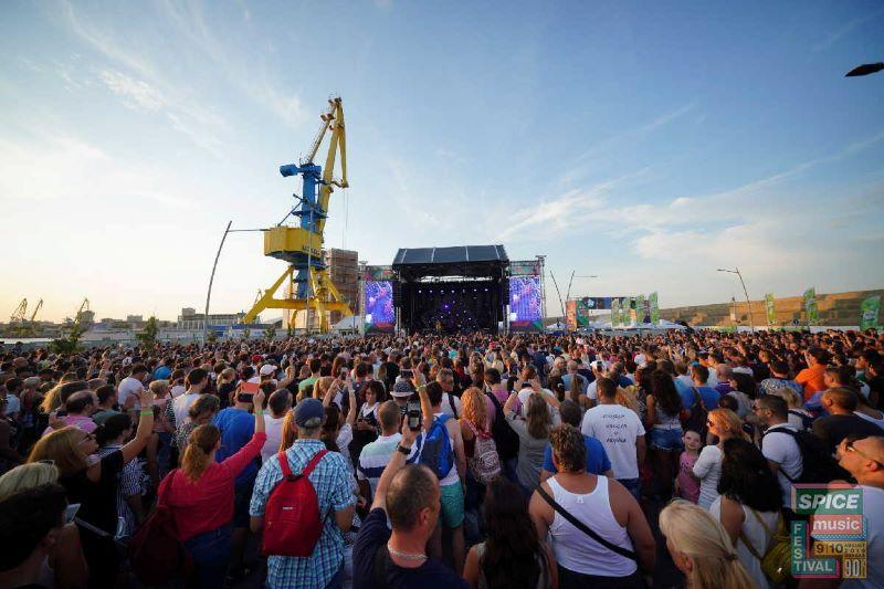 Второто издание на SPICE Music Festival в Бургас ще се състои