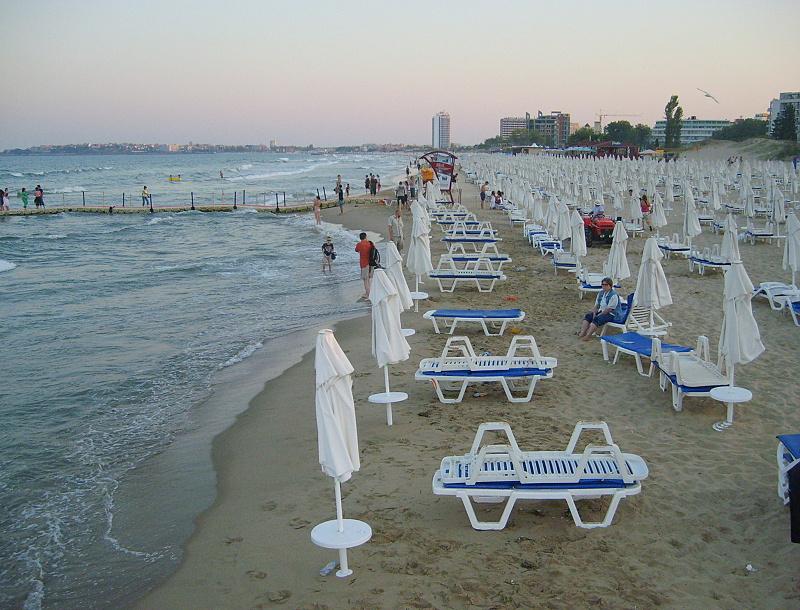 Франс прес за Слънчев бряг: Сривът на туризма е трагичен