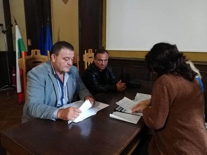 АБВ регистрира своите кандидат-кмет и листата за общински съветници в Бургас