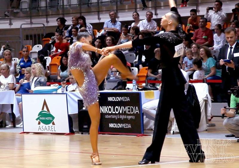 Вижте как новата Мис България от Бургас танцува