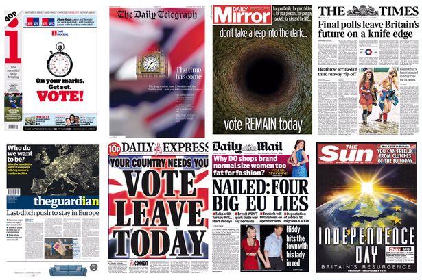 Британия решава да остане ли в ЕС