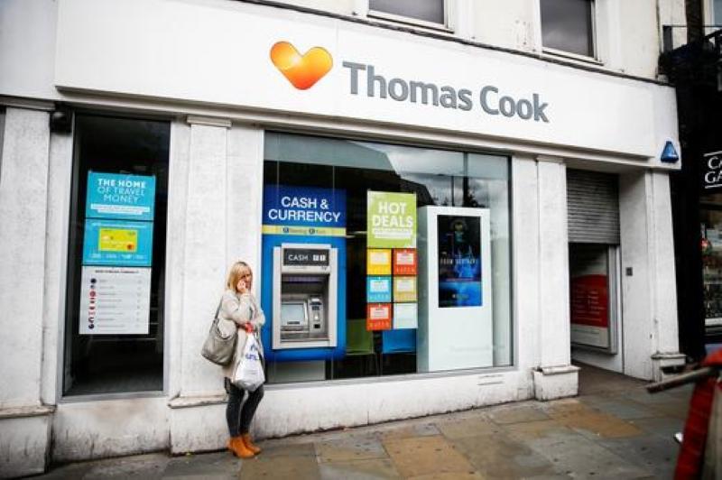 """Туристическа агенция купува магазините на """"Томас Кук"""""""