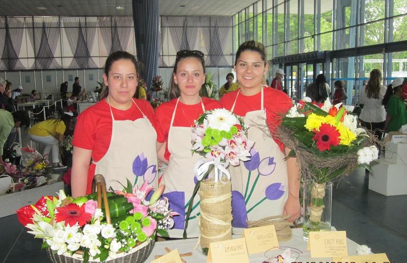 Най-добрите цветари и бояджии са от Бургас