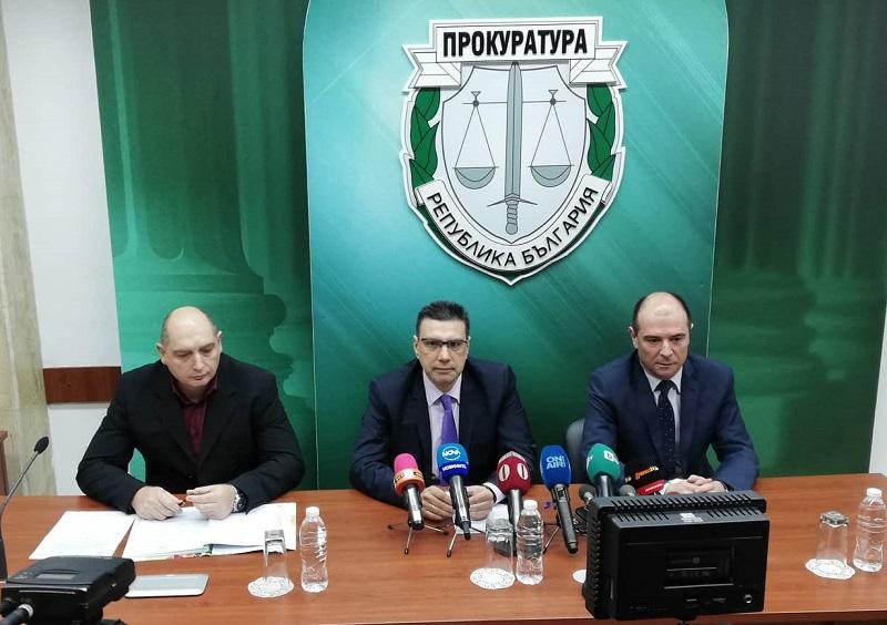 Пенчо Манов и Злати Илиев са арестуваните за кражби след вчерашната спецакция в Бургас