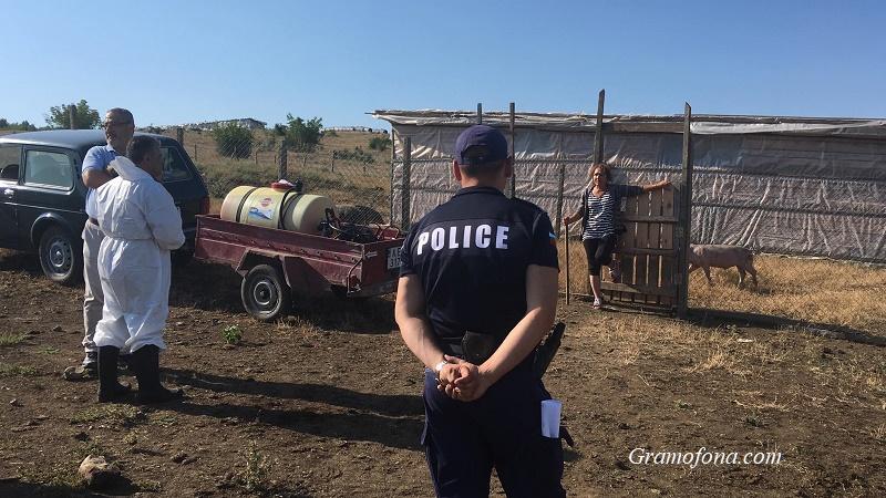 В Зидарово не си дават животните на ветеринарите: Убийте първо нас