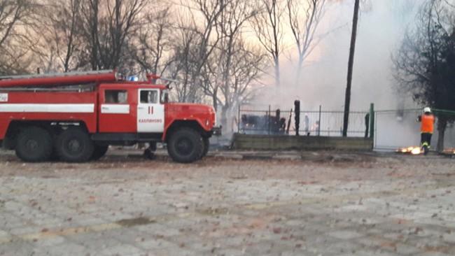 Трагедия в Хитрино: Цистерни от влак се взривиха, има загинали