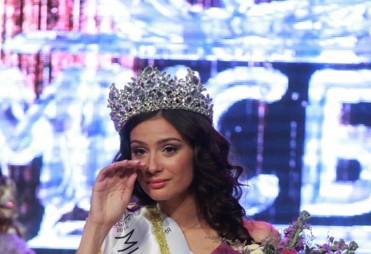 Варненка стана Мис България 2016