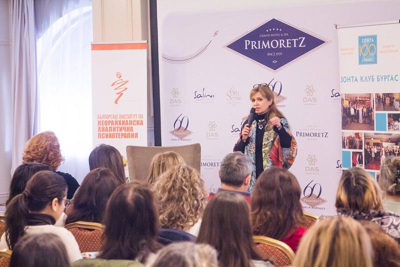 Мадлен Алгафари се връща в Бургас като водещ на практика