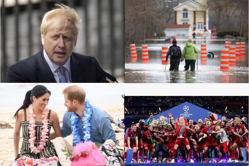 Светът през 2019 – под знака на Брекзит и климатичните промени