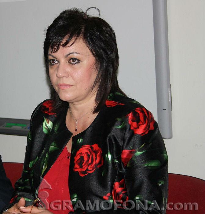 Нинова не пуснала Деница Златева да стане министър и при Борисов