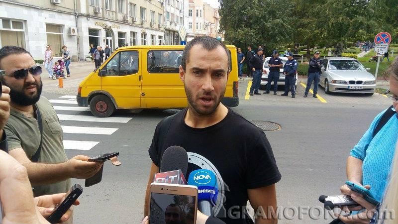 Стефан Петров: Законът трябва да гарантира, че моят дом е моята крепост