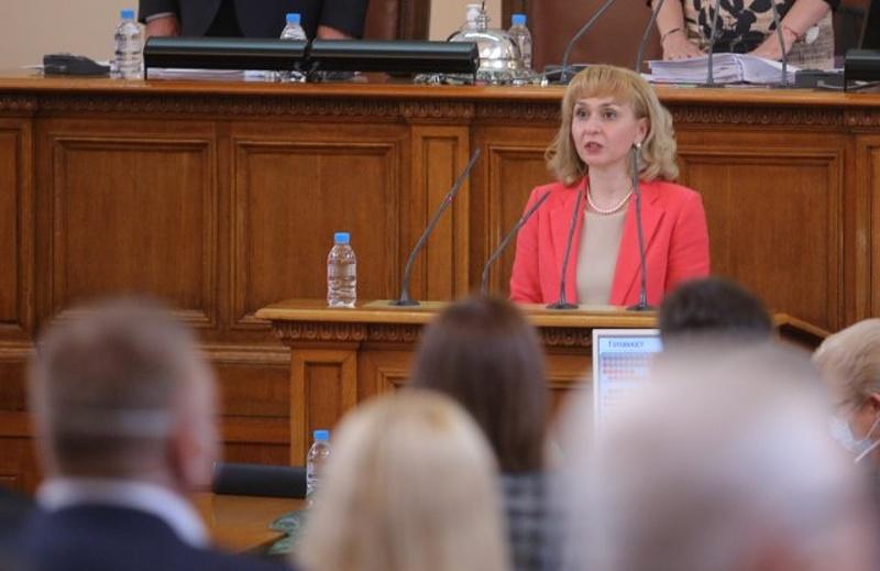 Избраха Диана Ковачева за национален омбудсман
