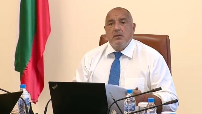 Извънредно: Борисов поиска три министерски оставки