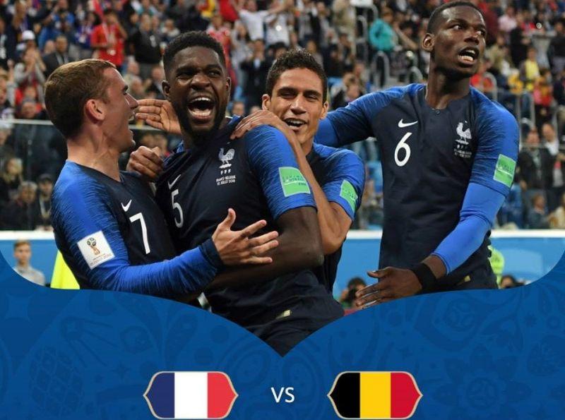Франция стигна финал на Мондиал 2018