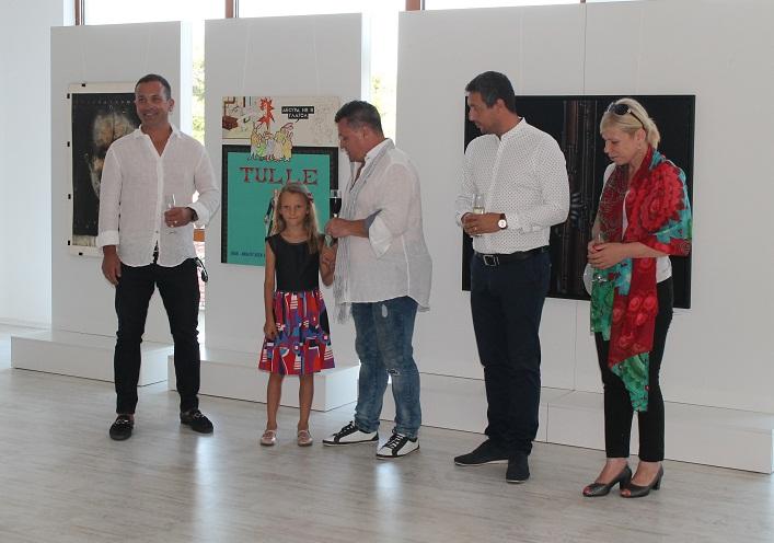 Изложба и моноспектакъл на Татяна Лолова за началото на Арт поток в Царево