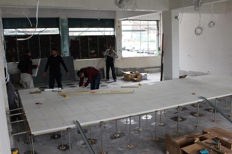 Напредва изграждането на новия Кръвен център на МБАЛ Бургас