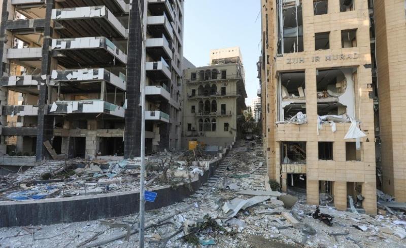 Най-малко 100 души са загинали при експлозиите в Бейрут