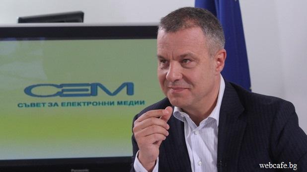 СЕМ избра Кошлуков за генерален директор на БНТ