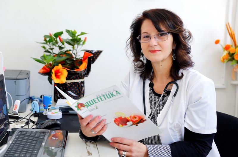 Д-р Иванова: Диета и физическо натоварване – най-важни срещу затлъстяването
