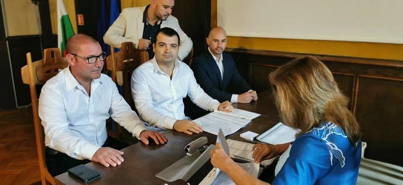 "ПП ""Средна европейска класа"" се регистрира за местните избори с цел да промени модела на управление на Бургас"