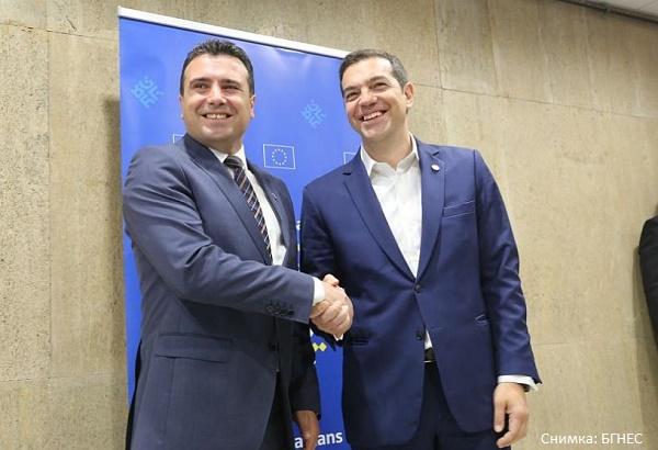 Утре подписват договора за името на Македония