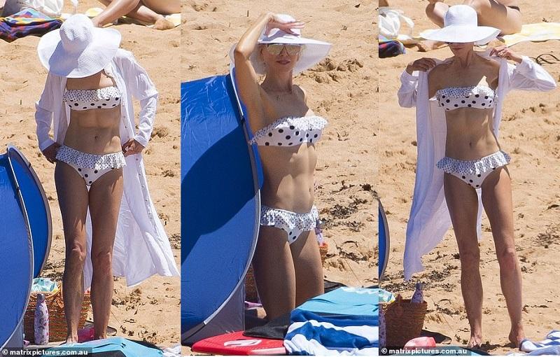 51-годишната Никол Кидман доказа защо е една от най-горещите звезди на Холивуд