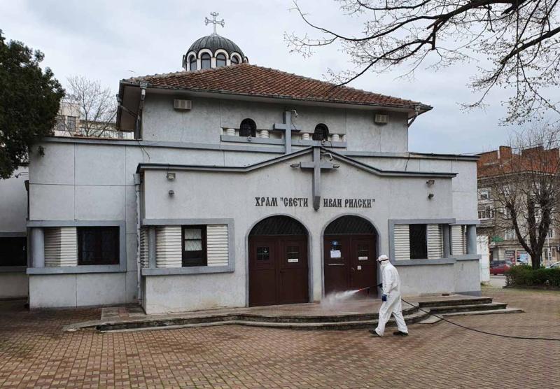 Готвят строги мерки за Цветница в Бургас