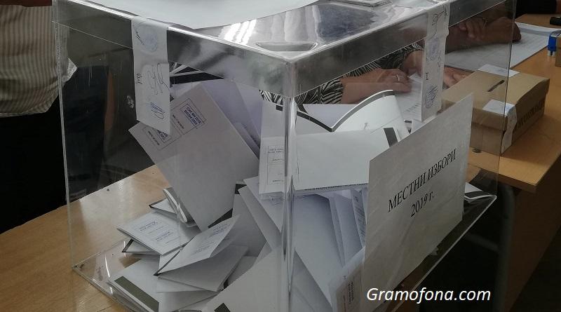 Окончателно: ГЕРБ печели 9 областни града, БСП- 4, а коалиции и независими кандидати – 5