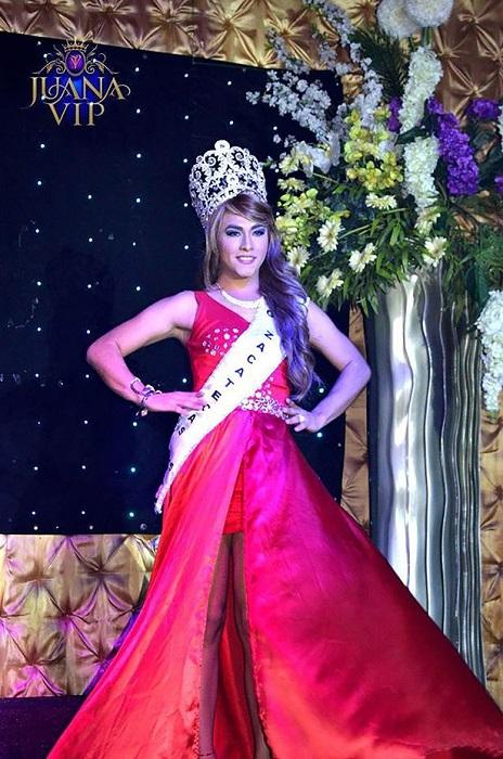 Завистлив трансджендър събори победителка в конкурс за красота