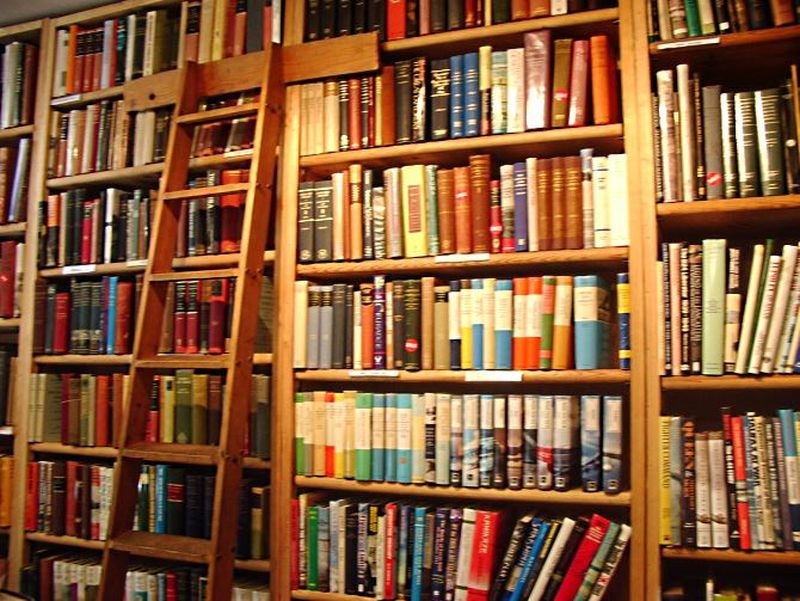 Лято в библиотеката