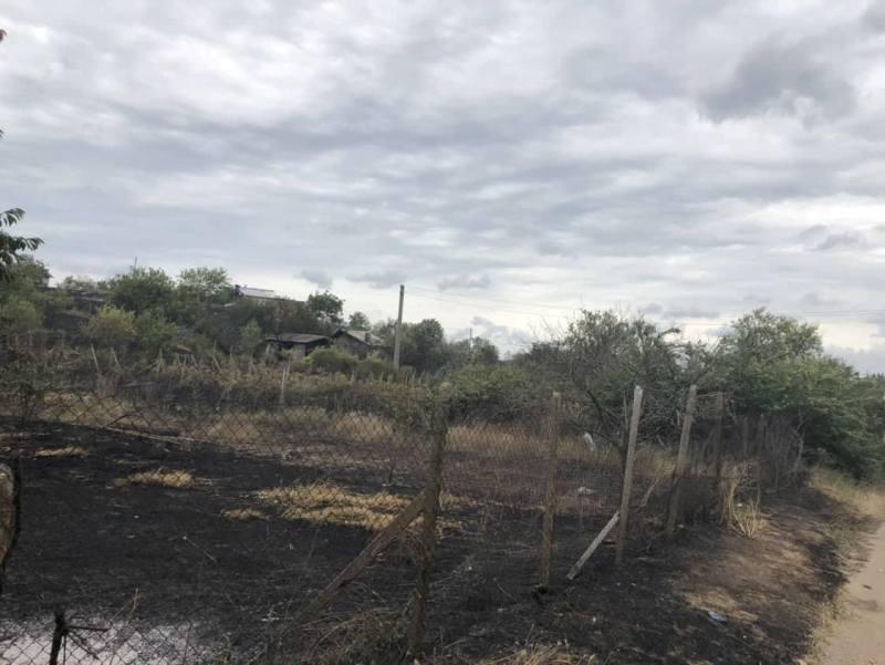 2 постройки изгоряха на Каптажа