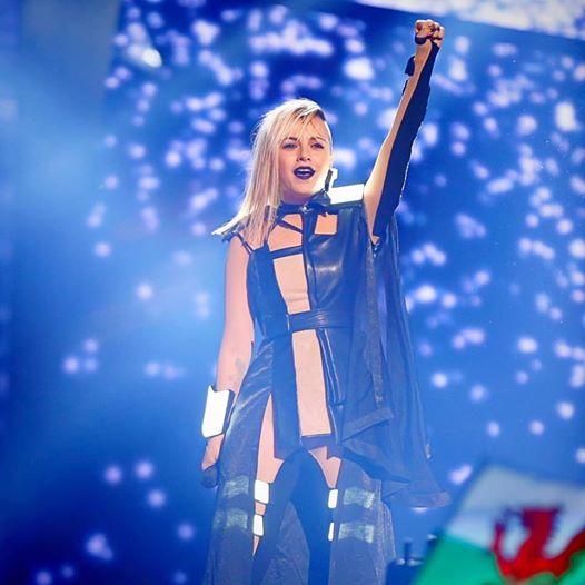Четвърто място за Поли Генова на Евровизия