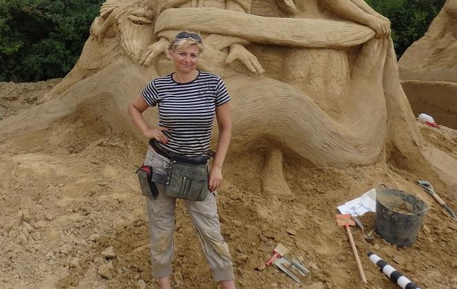Скулпторът на Рапунцел – Ани Златева