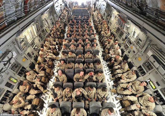 300 US военни кацнали извънредно в Бургас