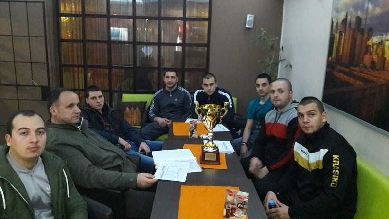 10 отбора излизат на турнира Купа на феновете Нефтохимик