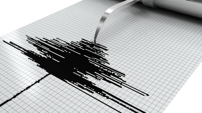 Земетресение на остров Крит
