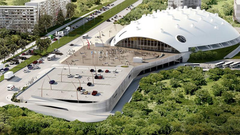 """30 септември 2020 г. е новата дата за завършването на """"Арена Бургас"""""""