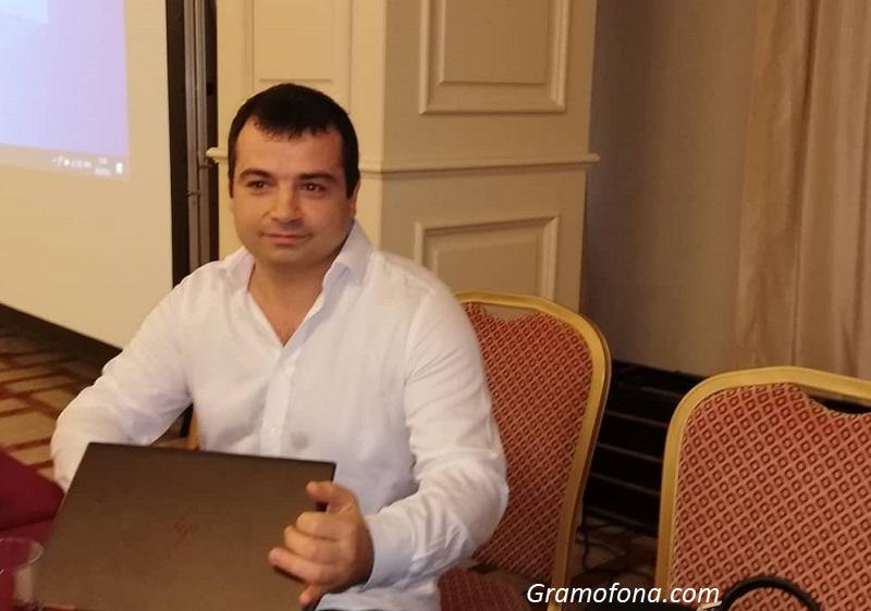 Очаквано: СЕК номинира Константин Бачийски за кандидат-кмет на Бургас