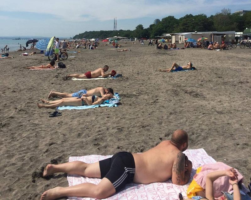 Сигнал до Gramofona.com: Кога ще е готов бургаският плаж?