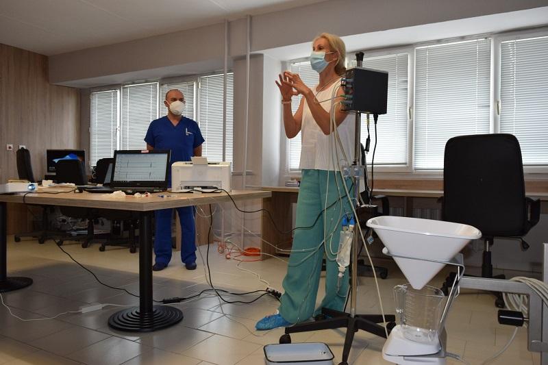 УМБАЛ Бургас вече разполага с модерен апарат за образна диагностика на урологични заболявания