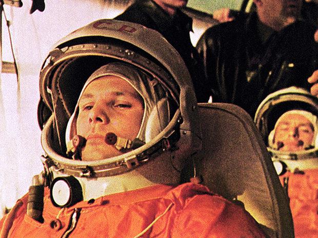 55 години от първия полет в Космоса