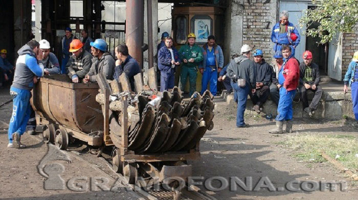Дават мартенските заплати в мина Черно море на парче