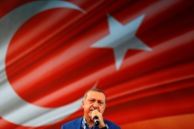 Ердоган: Европейският съюз не спази обещанията си към Турция