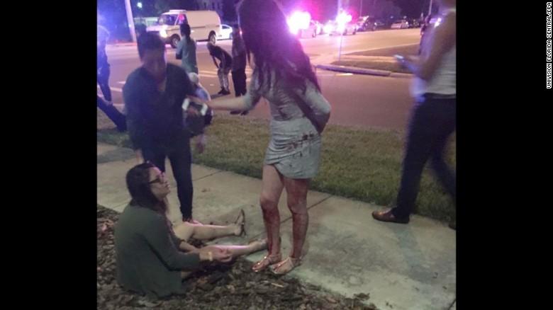 Терор в нощен клуб: Жертвите в Орландо вече са 50