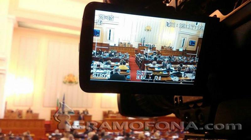 Преброяване на комунистите в парламента